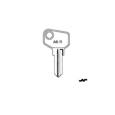 Llave AB-7I plana serreta
