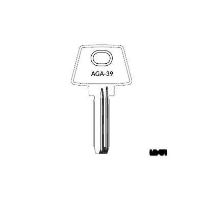 Llave de seguridad AGA-39