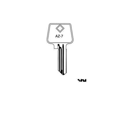 Llave de seguridad AZ-7
