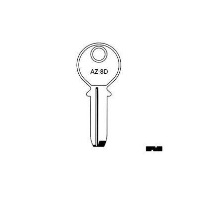 Llave de seguridad AZ-8D