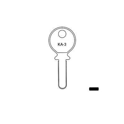 Llave de seguridad KA-3