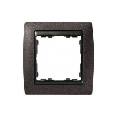 Marco 1 elemento gris granito Simon 82