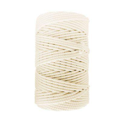 Cuerda para toldo trenzada