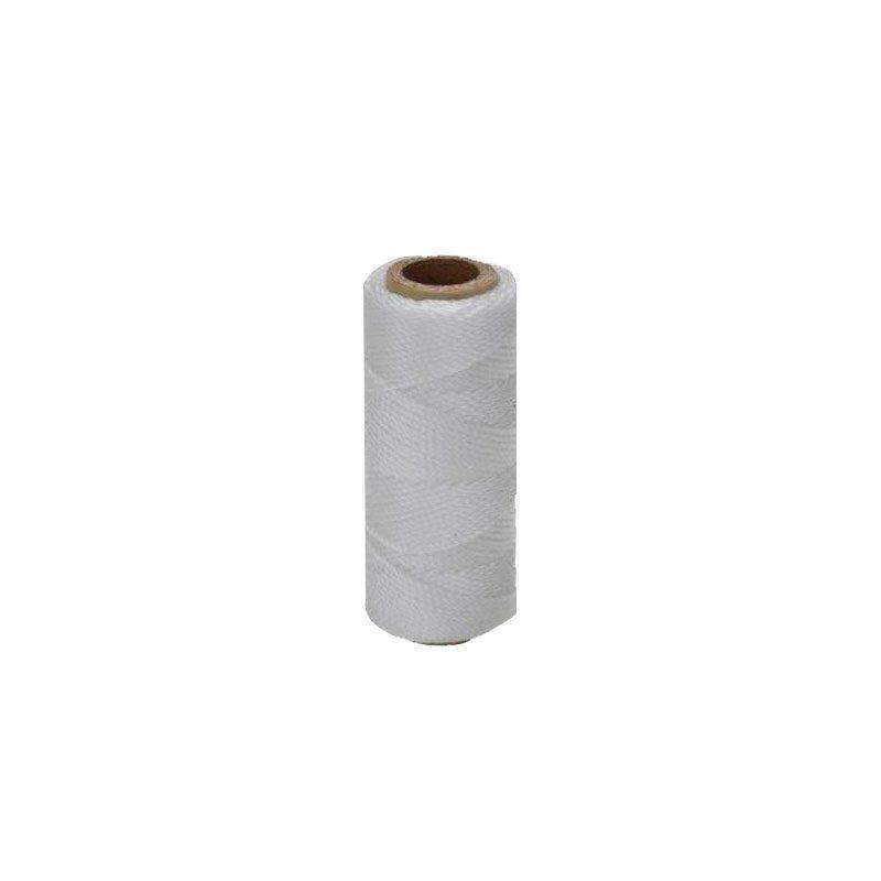 Hilo nylon trenzado 1mm