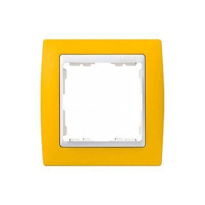 Marco amarillo Simon 82