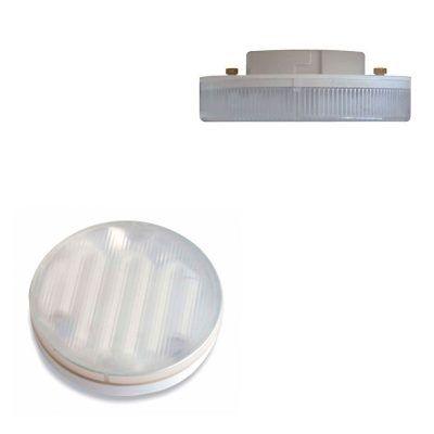 Bombilla GX53 bajo consumo luz blanca