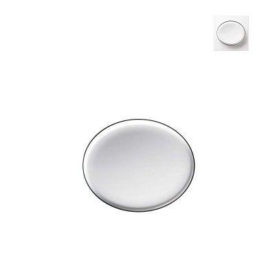 Tecla interruptor blanco Niessen Tacto