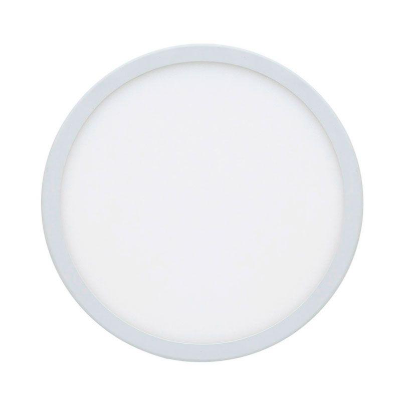 Downlight redondo led blanco ajustable para empotrar