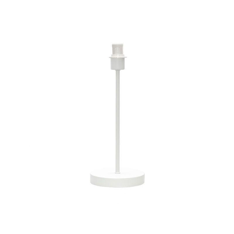 Armazón para lámpara de sobremesa color blanco
