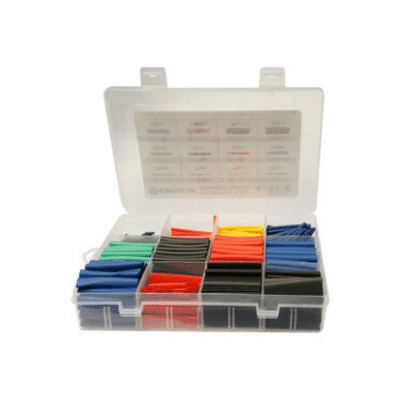 Funda termoretractil caja surtido colores