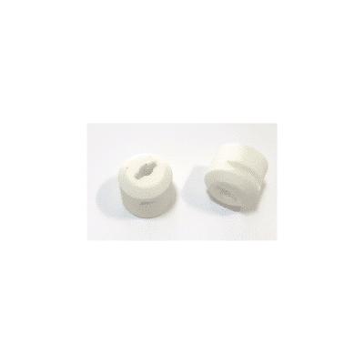 Terminal cerámico para resistencia de cuarzo